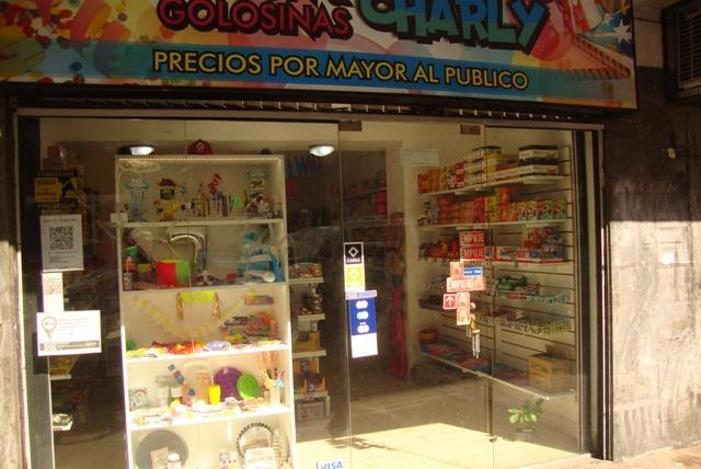 fondo de comercio - juguetería - paraguay 3916