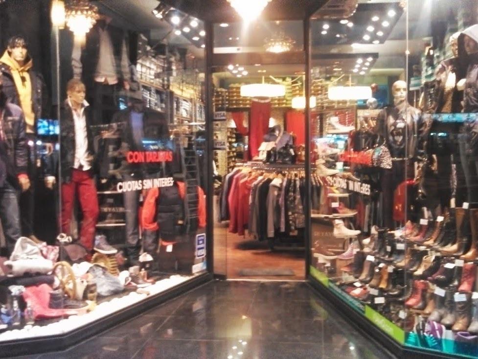 fondo de comercio local de ropa centro comercial. líquido!!!