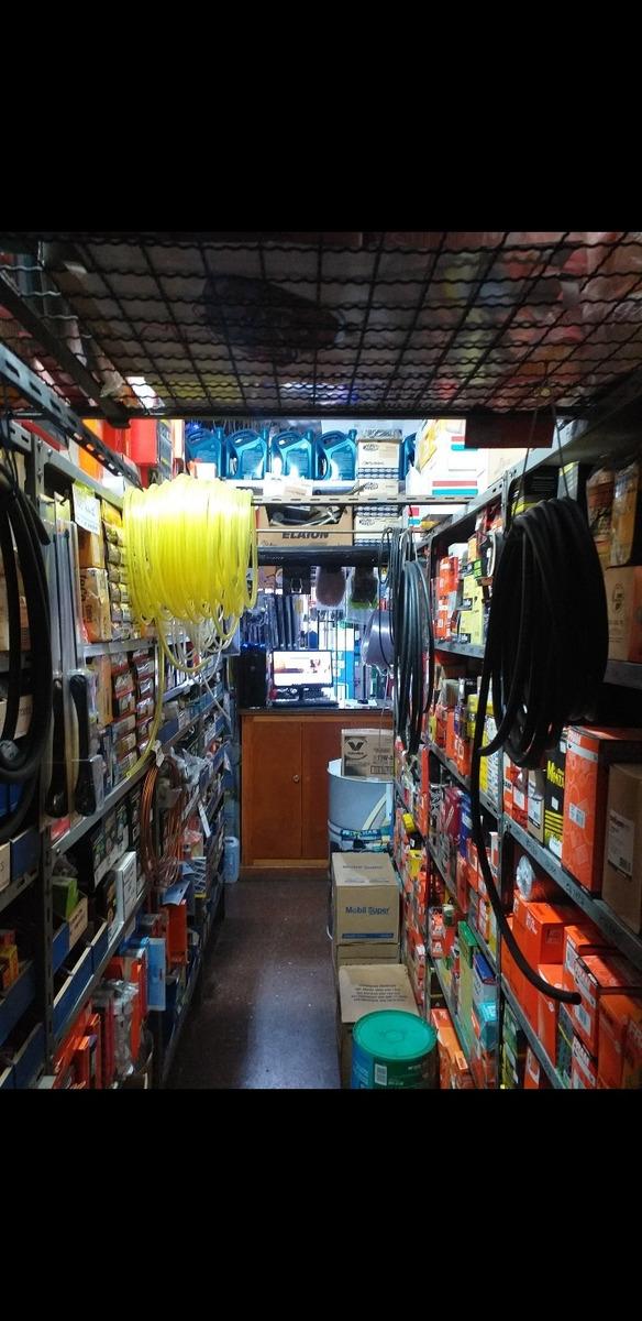 fondo de comercio lubricantes, filtros, repuestos varios