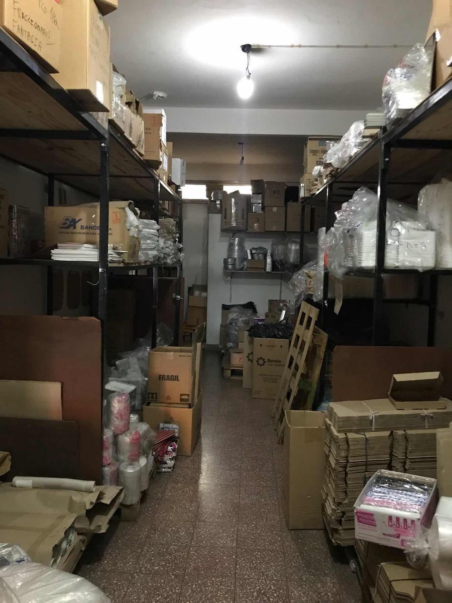 fondo de comercio papelera y cotillón