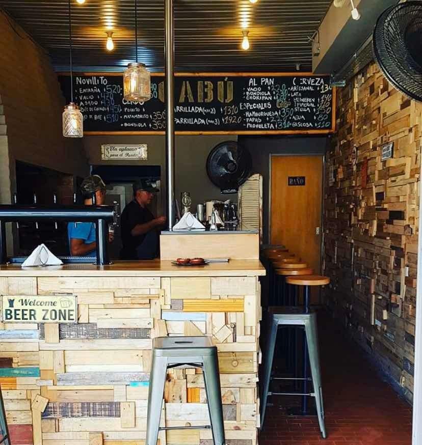 fondo de comercio parrilla/cervecería artesanal