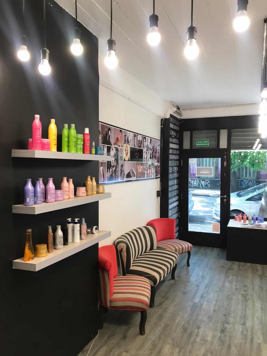 fondo de comercio peluquería
