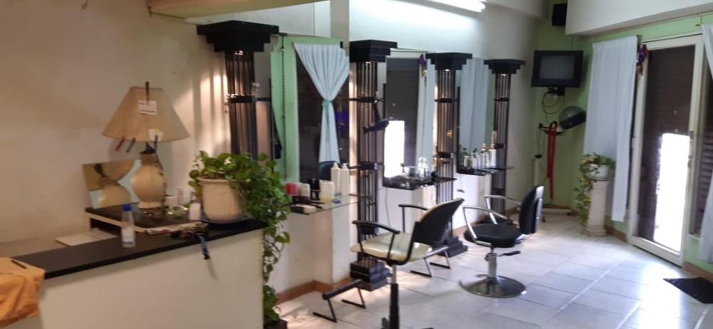 fondo de comercio peluqueria. instalaciones