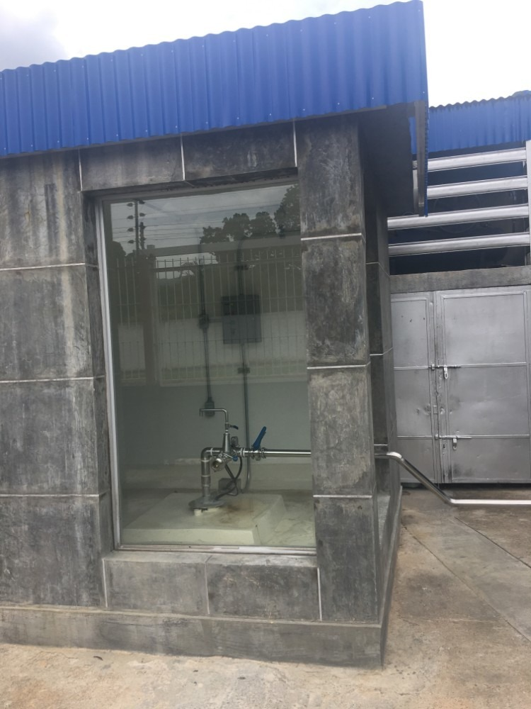 fondo de comercio planta potabilizadora agua mineral