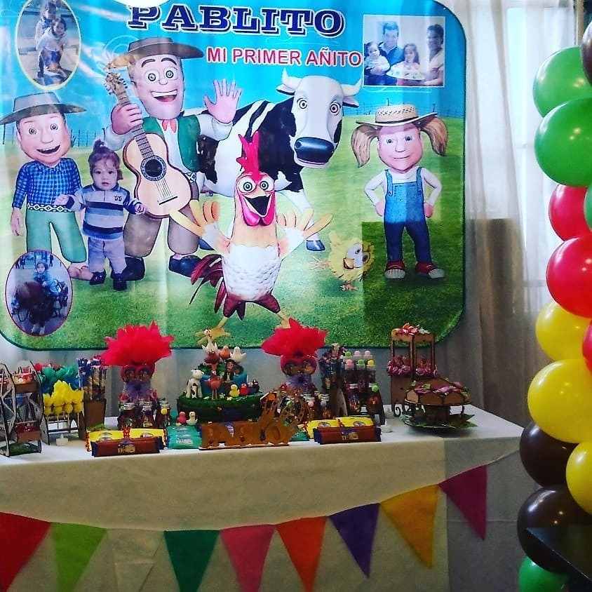 fondo de comercio salon   fiestas infantiles capital federal