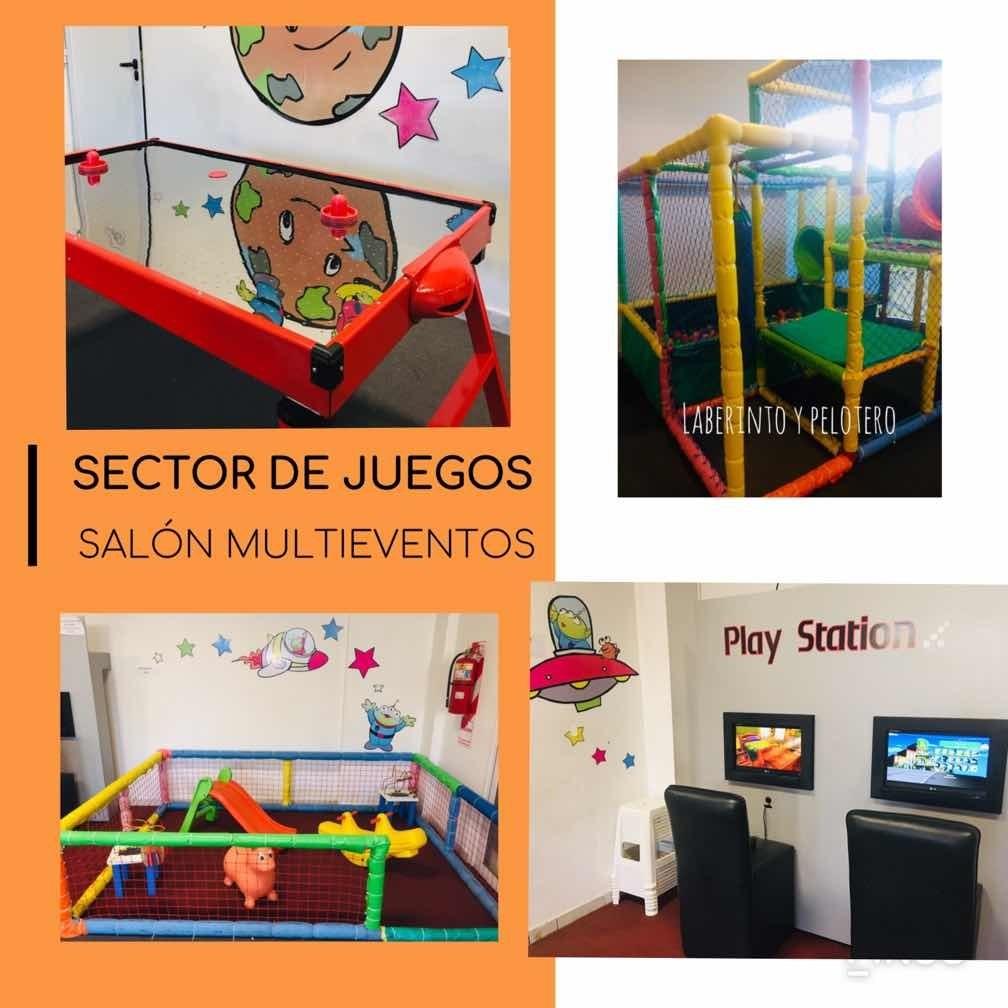 fondo de comercio salón infantil