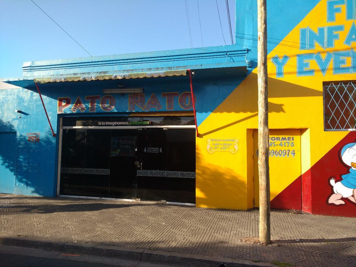 fondo de comercio salon multieventos pato ñato