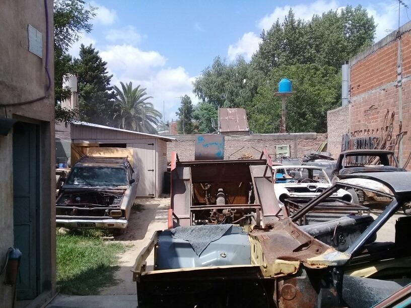 fondo de comercio taller de arenado