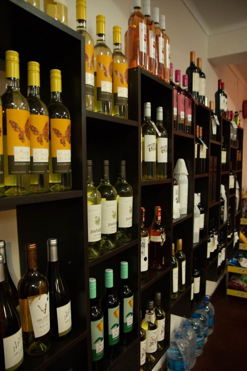 fondo de comercio venta de bebidas. 35 años de actividad