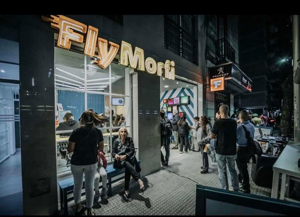 fondo de comercios franquicia flymorfi pizzerías
