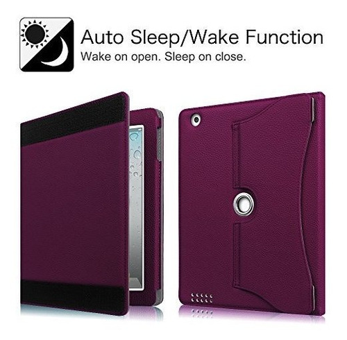 fondo de pantalla para ipad 234 con funcion atril purpura