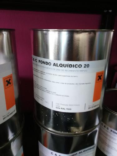 fondo fosfato de zinc c & c coating