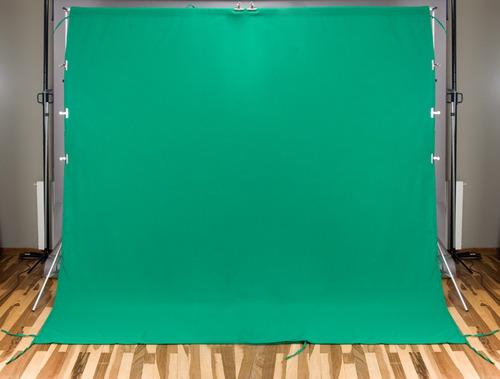 fondo infinito croma key tela 3x3mt fotografia video chroma