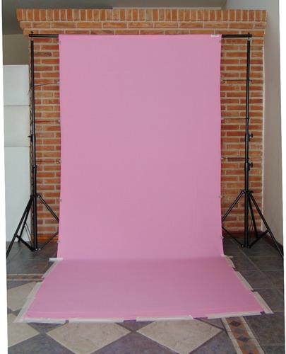 fondo infinito tela 1,45x4mt fotografia video sinfín colores