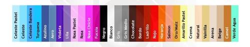 fondo infinito telon 3x3mt fotografia video sinfin colores