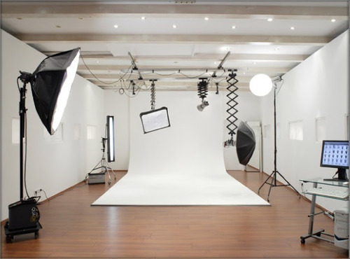 fondo infinito telon fotografia sinfin tela blanco 1.6x2 mts