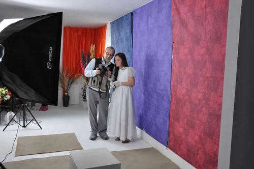 fondo infinito textil marmolado 2,4x6mt foto video estampado