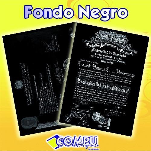 fondo negro en papel fotográfico 20 minutos - tienda física