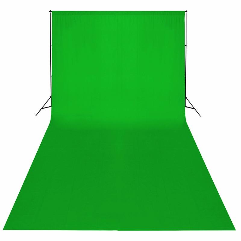 Fondo Pantalla Verde Chroma Key Efectos Especiales 1.7x2m
