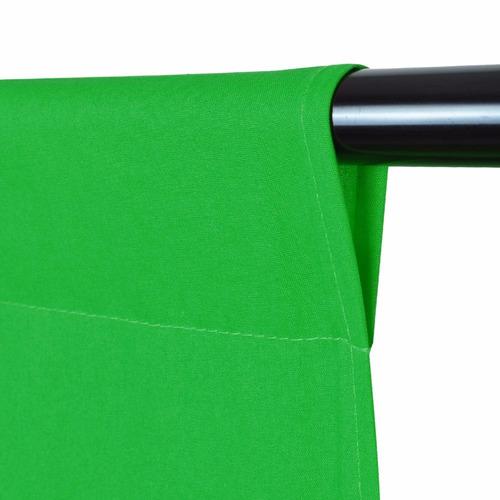 fondo pantalla verde chroma key efectos especiales 5x3m