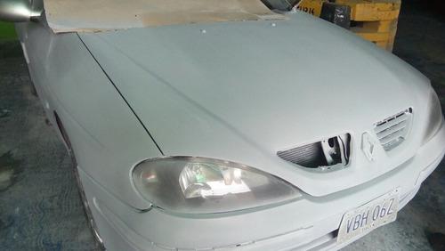 fondo rellenador gris automotriz