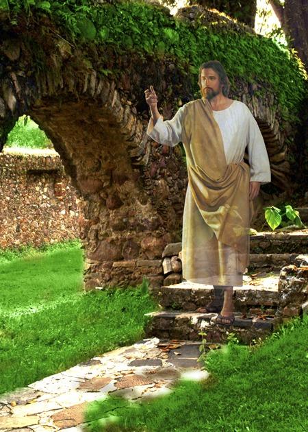 Fondos religiosos para fotomontajes