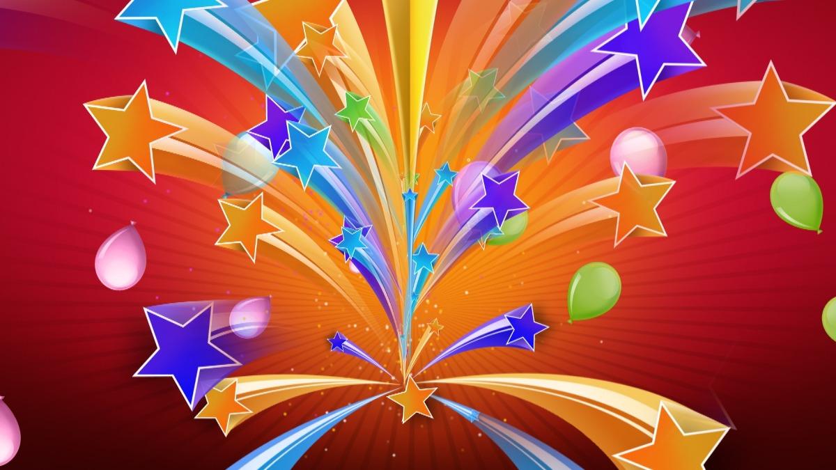 Fondos Video Background Full Hd Pack Fiestas Y