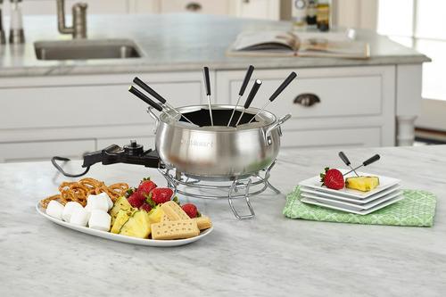 fondue electrico cuisinart - cfo-3ss