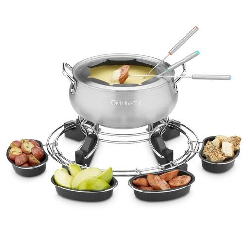 fondue electrico cuisinart cfo-3ss