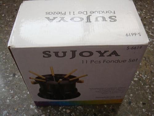 fondue sujoya