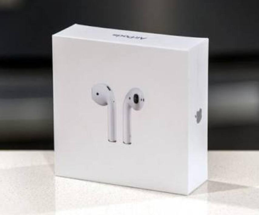 Fone Airpods Apple Original Lacrado Garantia Apple - R
