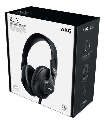 fone akg audio headhone k361