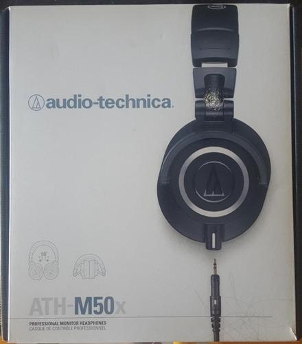 fone audio-technica ath-m50x