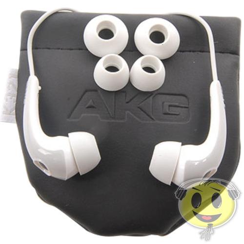 fone de ouvido akg k321 branco in ear - loja kadu som