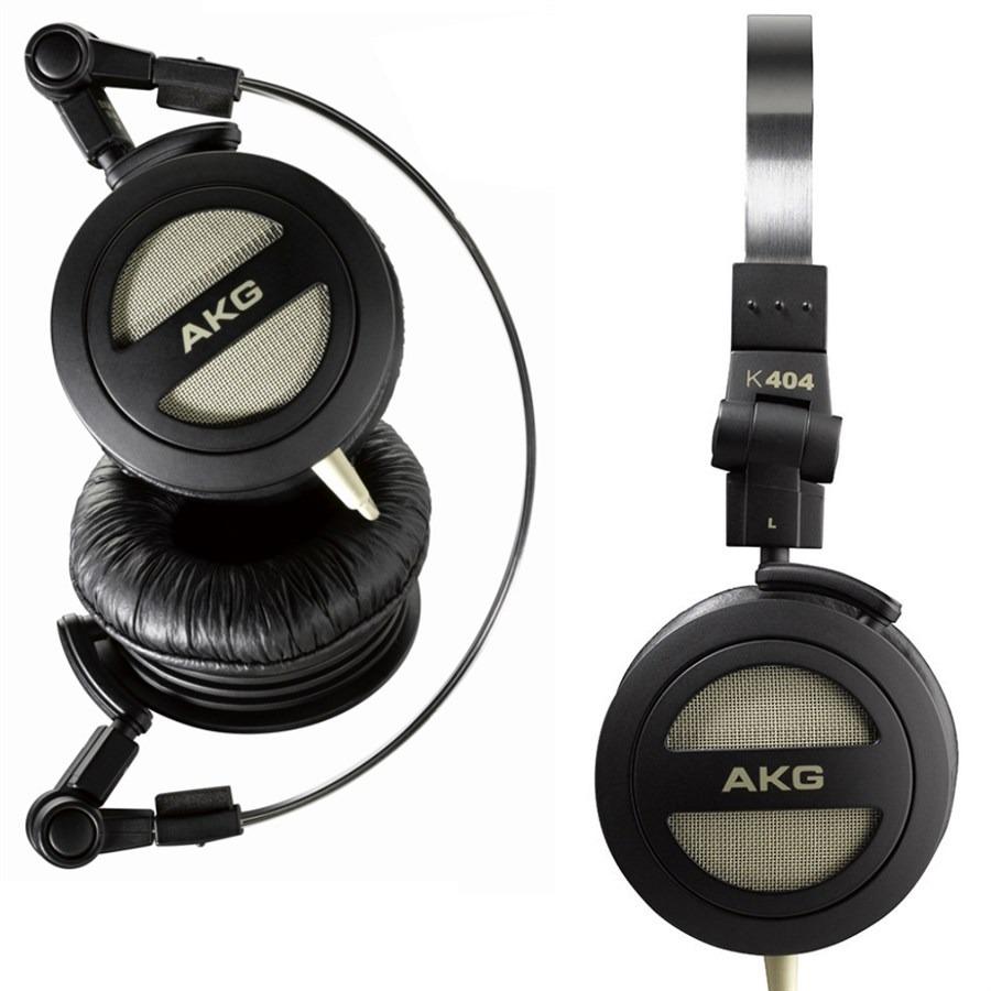 d6dcae24be5 fone de ouvido akg k404 onear retorno de palco e música. Carregando zoom.