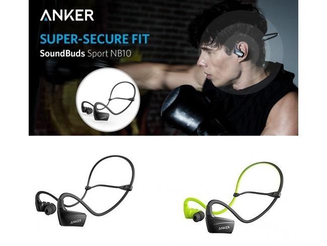 0bdd44ee072 Fone De Ouvido Anker Soundbuds Sport Nb10 Melhor Q Jbl - R$ 148,00 em  Mercado Livre