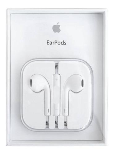 fone de ouvido apple earpods conector 3,5mm original iphone