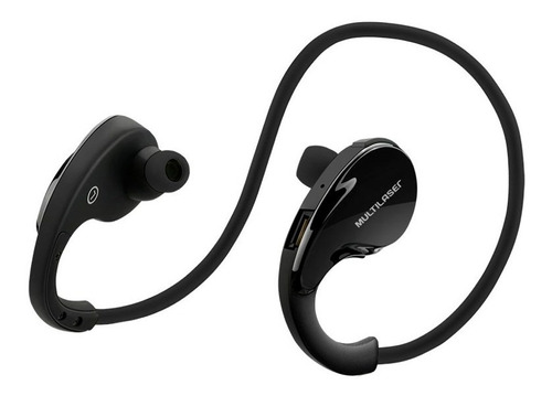 fone de ouvido arco sport multilaser c/bluetooth ph181 preto