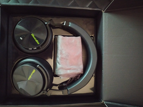 fone de ouvido bluedio t5 bluetooth usado