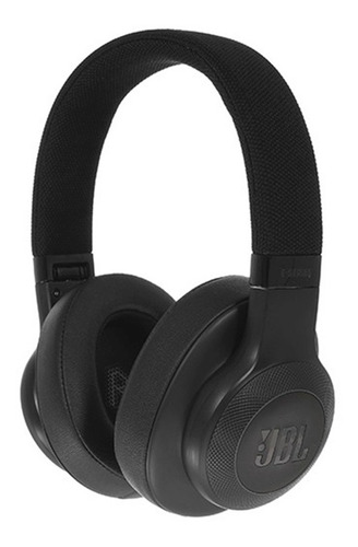 fone de ouvido bluetooth - c/ mic - jbl e55 - preto - jble55