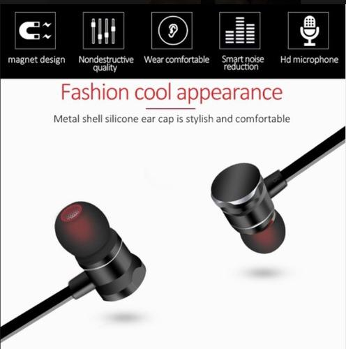 fone de ouvido bluetooth com ima xtrad alta qualidade
