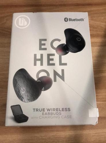 fone de ouvido bluetooth echelon true wireless earbuds