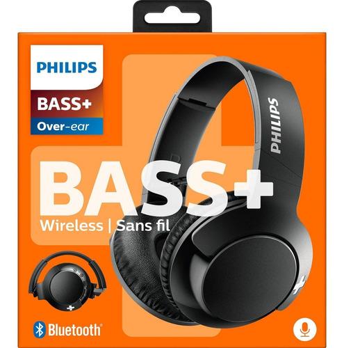 fone de ouvido bluetooth headphone 240 mah 12 horas philips