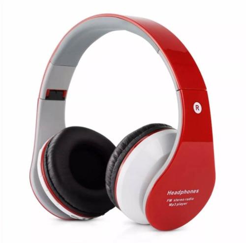 fone de ouvido bluetooth headphone cartao sd fm sem fio b-01