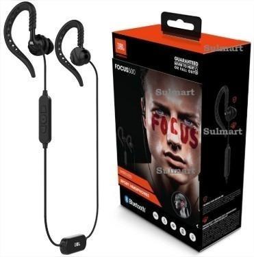22861ffff Fone De Ouvido Bluetooth Intra Auricular Jbl Focus 500 - - R  199