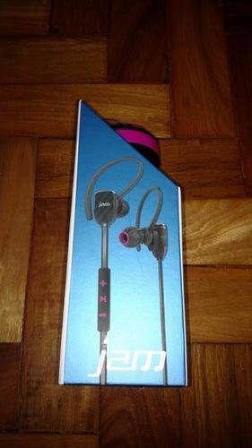 fc2272aec4c Fone De Ouvido Bluetooth Jam Transit Micro Sport Buds Rosa - R$ 154 ...