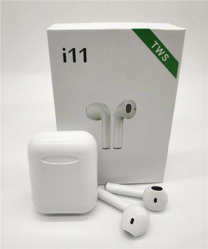 fone de ouvido bluetooth par air i11 tws android ios premium