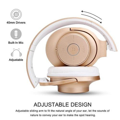 fone de ouvido bluetooth sem fio inova 2056 + frete grátis