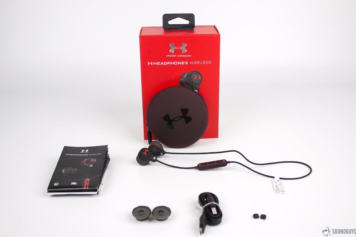 62166151957 fone de ouvido bluetooth wireless jbl under armour sport. Carregando zoom.