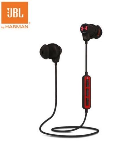 7667076bb6f Fone De Ouvido Bluetooth Wireless Sports Jbl Under Armour - R  645 ...